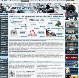 4Netplayers Cashback Gutschein
