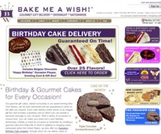 Bake Me A Wish Cashback