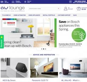 AV Lounge 返利