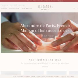 Alexandre de Paris 返利