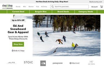 Steep and Cheap Cashback