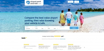 Airport Park and Ride 返利
