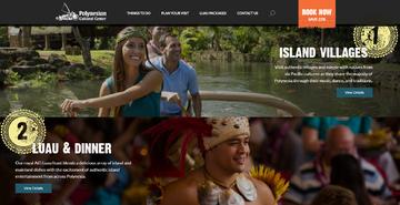 Polynesian Cultural Center Cashback