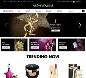 Yves Saint Laurent Beauty UK 返利