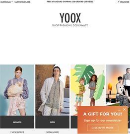 YOOX Asia 캐시백
