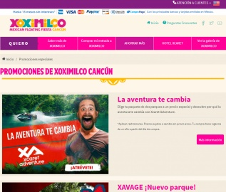 Xoximilco 返利