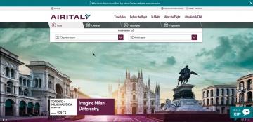 Air Italy UK 返利