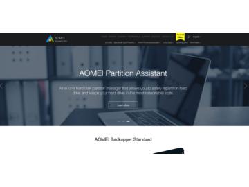 AOMEI Technology Cashback