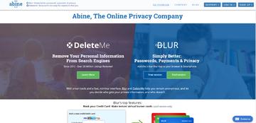 Abine Blur Cashback