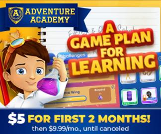 Adventure Academy 返利