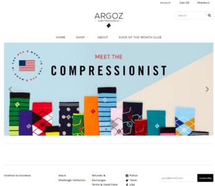 Argoz Cashback