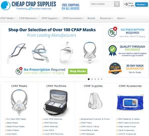 Cheap CPAP Supplies Cashback