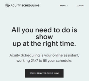 Acuity Scheduling 返利