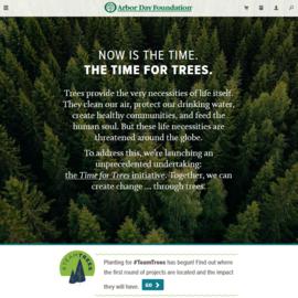Arbor Day Foundation Cashback
