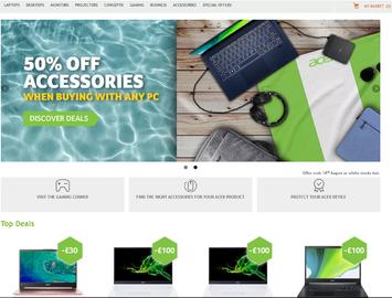 Acer UK 返利