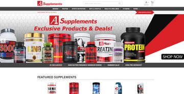 A1Supplements 返利