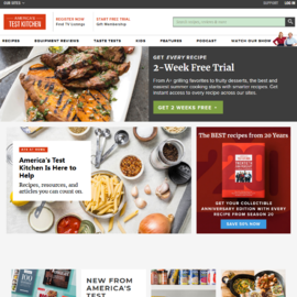 America's Test Kitchen 返利