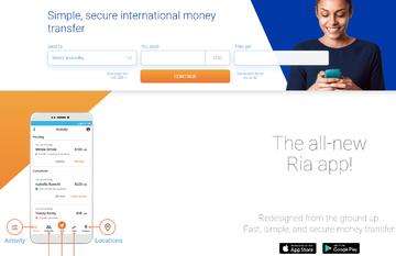 Ria Money Transfer Cashback