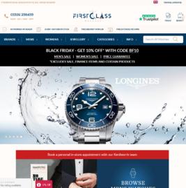 First Class Watches Cashback