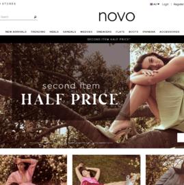 Novo Shoes Cashback