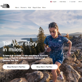 The North Face | 노스 페이스는 캐시백