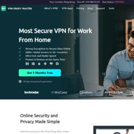 VPN Proxy Master Cashback