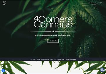 4 Corners Cannabis Cashback