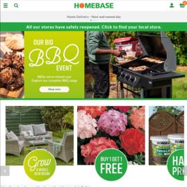 Homebase UK Cashback