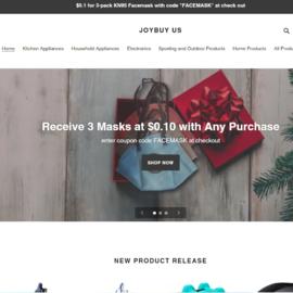 JoyBuy-US.com Cashback