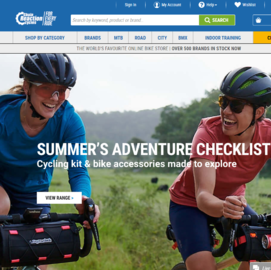 Chain Reaction Cycles IT Cashback