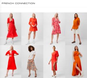 French Connection官网 折扣区女士服饰优惠