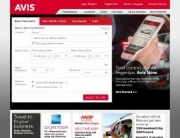 Avis UK Cashback