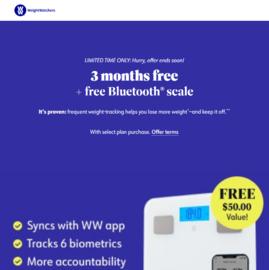 Weight Watchers Cashback