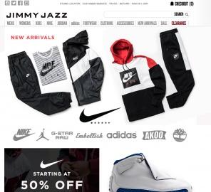 Jimmy Jazz Cashback
