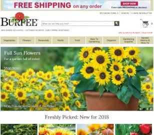 Burpee Gardening 返利