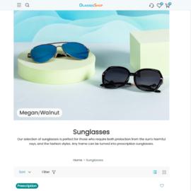 Glasses Shop Cashback