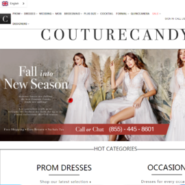 Couture Candy Кэшбэк