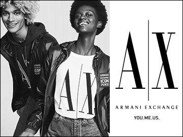 Armani Exchange Cashback