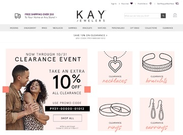 Kay Jewelers Cashback