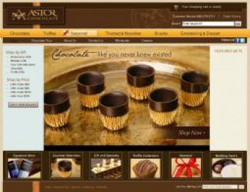 Astor Chocolate Cashback