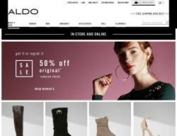 ALDO Shoes Cashback
