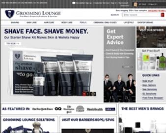 Grooming Lounge Cashback