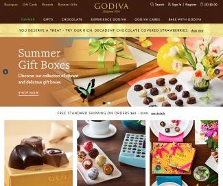 Godiva Cashback