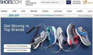Shoes.com | 슈즈닷컴 캐시백