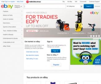 eBay AU Cashback