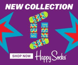 Happy Socks Cashback