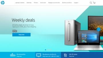 HP Store Cashback