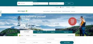 Aer Lingus Cashback