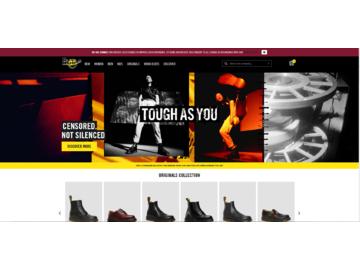 Dr. Martens官网 清仓区精选美鞋、美包热卖