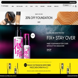 Love Me Lipstick @ MAC Cosmetics